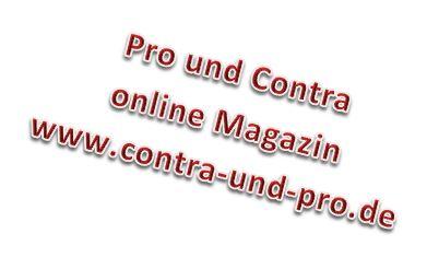 Pro und Contra / Pro und Kontra